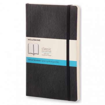 Large Dotted Notebook Softcover | Moleskine