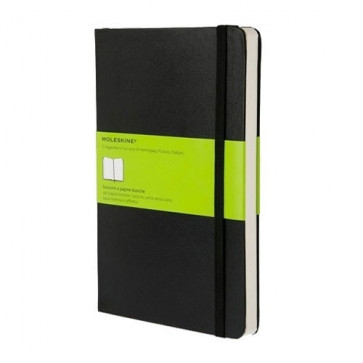 Large Notebook Hardcover Blanco | Moleskine