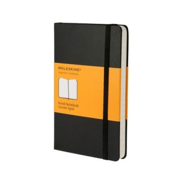 Pocket Notebook Hardcover Gelinieerd | Moleskine