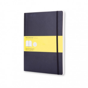 Extra Large Notebook Softcover Geruit | Moleskine