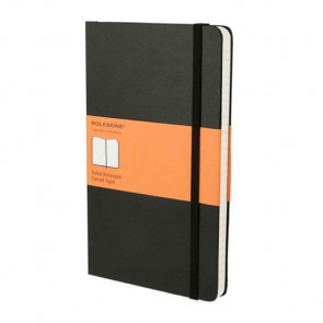 Large Notebook Hardcover Gelinieerd | Moleskine