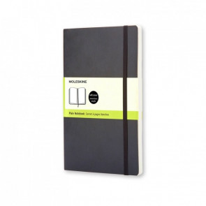 Large Notebook Softcover Blanco | Moleskine