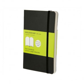 Pocket Notebook Softcover Blanco | Moleskine