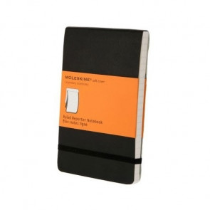 Pocket Reporter Notebook Softcover Gelinieerd | Moleskine