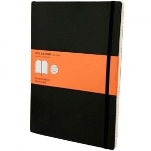 XL Notebook Softcover Gelinieerd | Moleskine